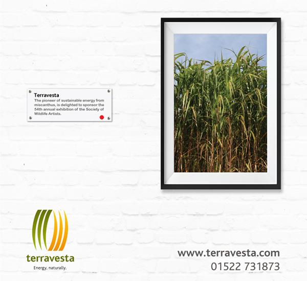Terravesta sponsor SWLA exhibition